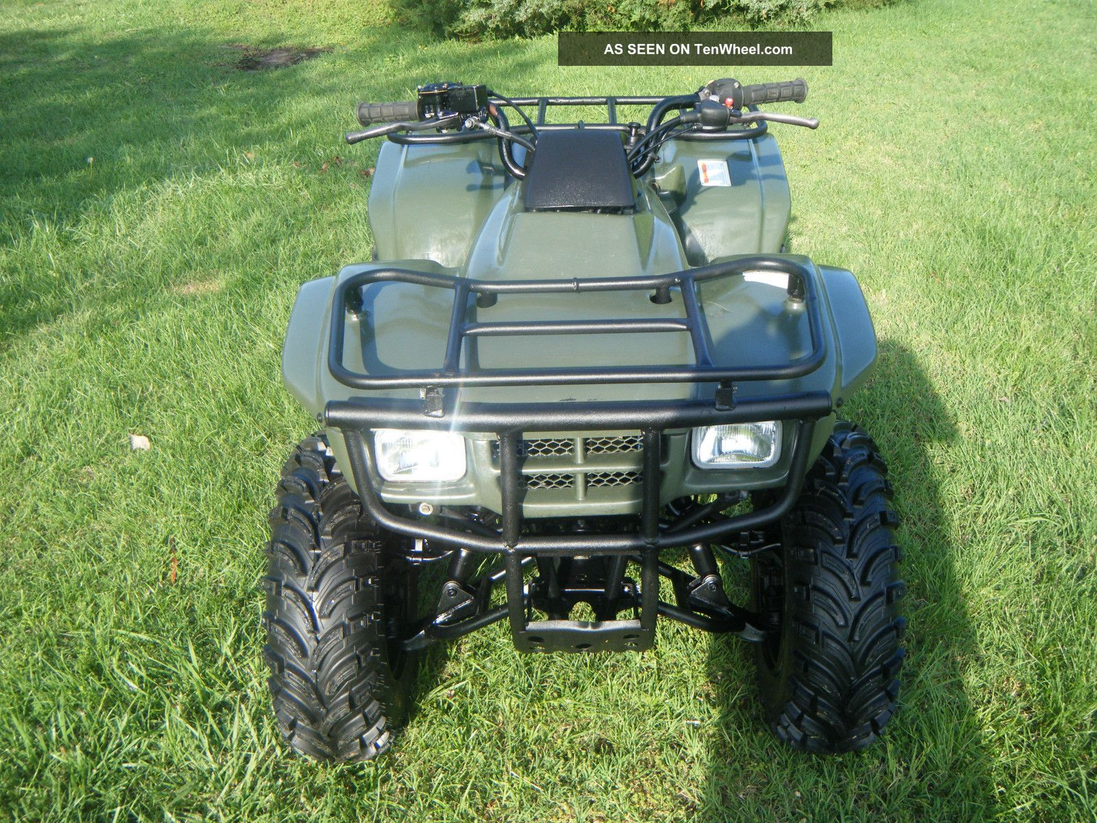 fairfield fourtrax vapor in white inventory oh for sale honda recon of