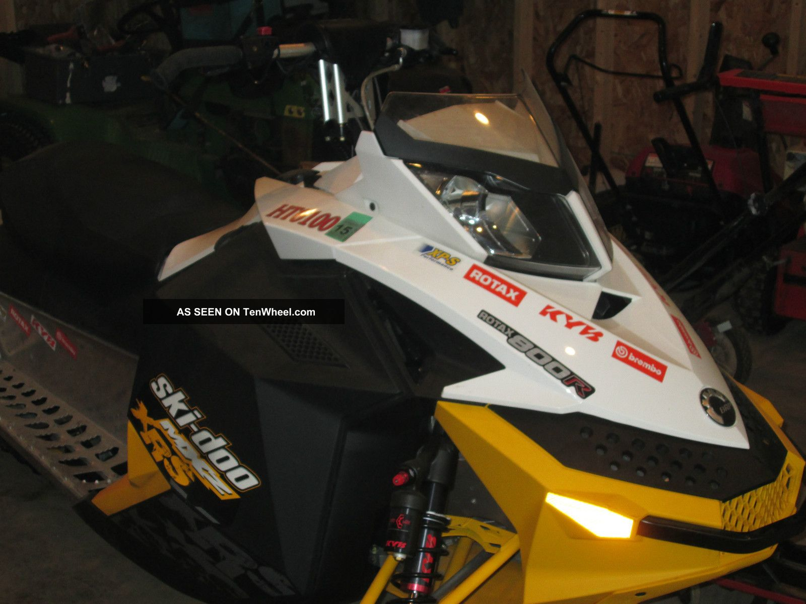 2010 Ski - Doo Mxz 800 Xrs Ski-Doo photo