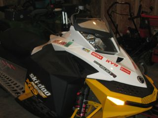 2010 Ski - Doo Mxz 800 Xrs photo