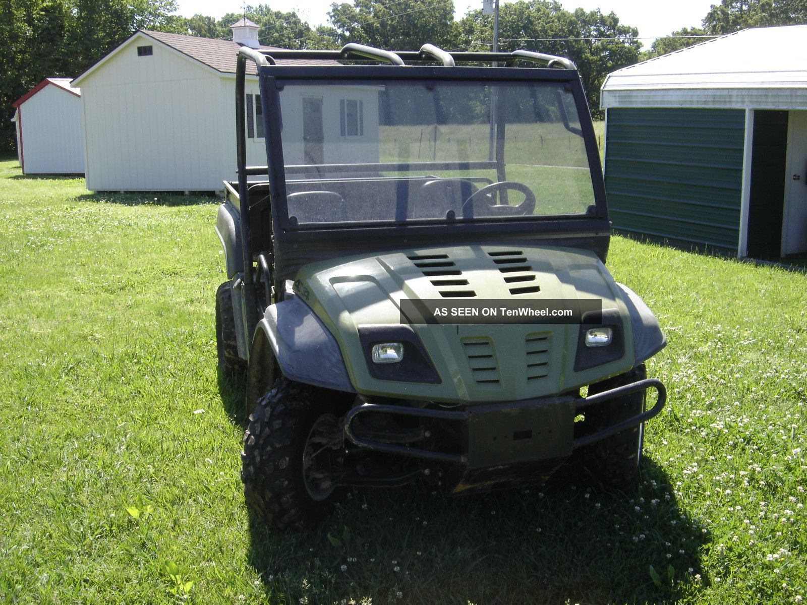 2010 Cub Cadet 37am465d710 UTVs photo