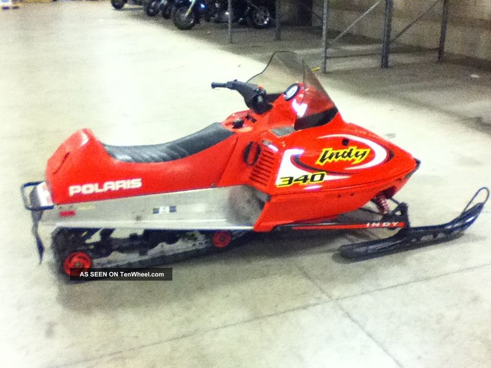 2002 Polaris Indy 340 Deluxe Polaris photo