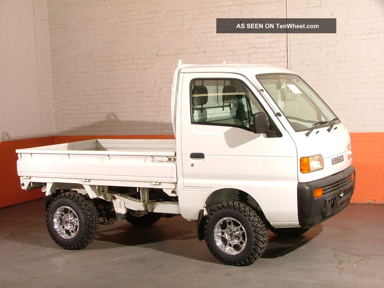 Suzuki Carry Specs