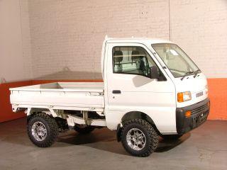1997 Suzuki Carry 4x4 photo