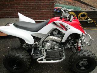 2011 Yamaha Raptor photo