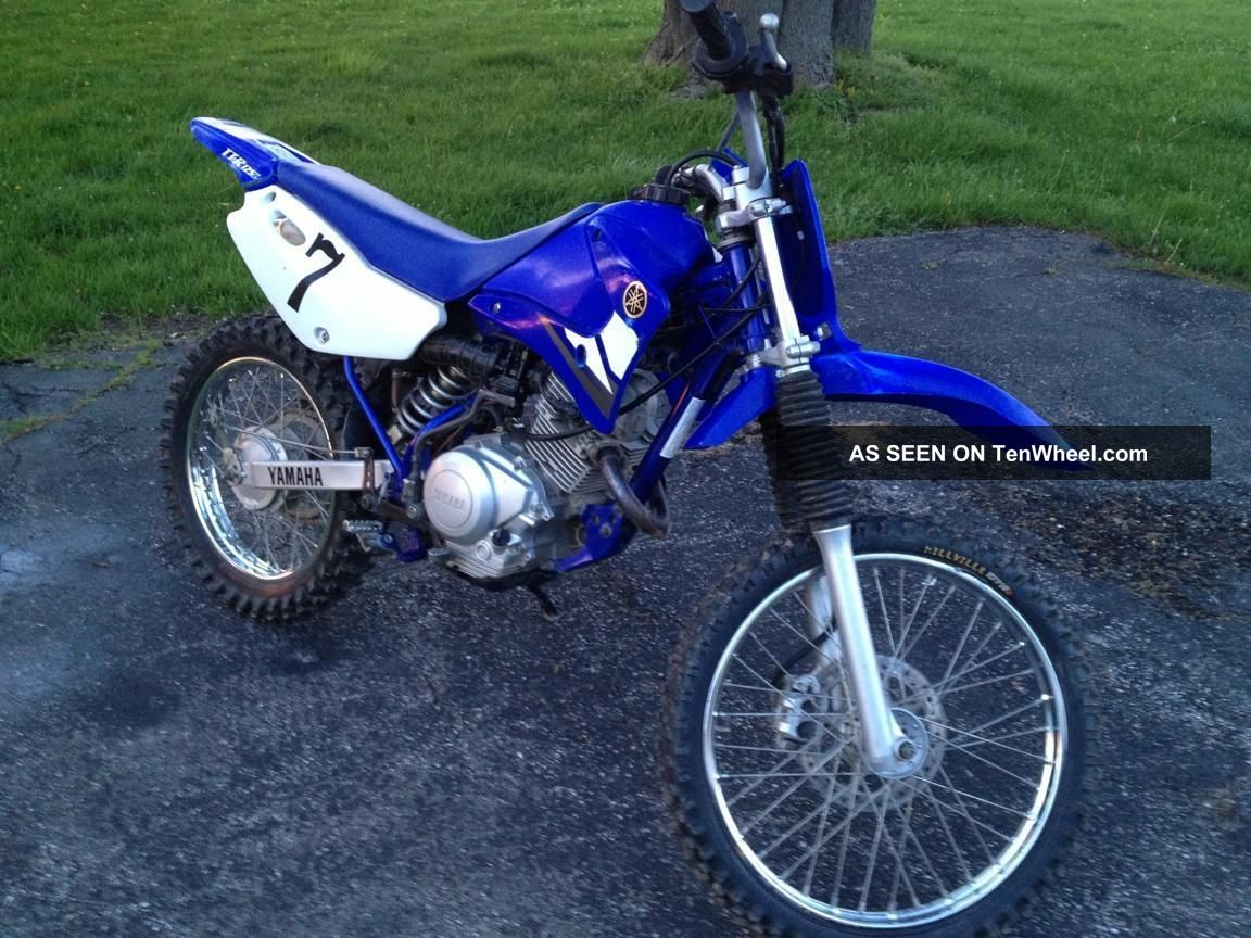 Yamaha ttr 125 l motorcycles cycletradercom autos post for Yamaha ttr models