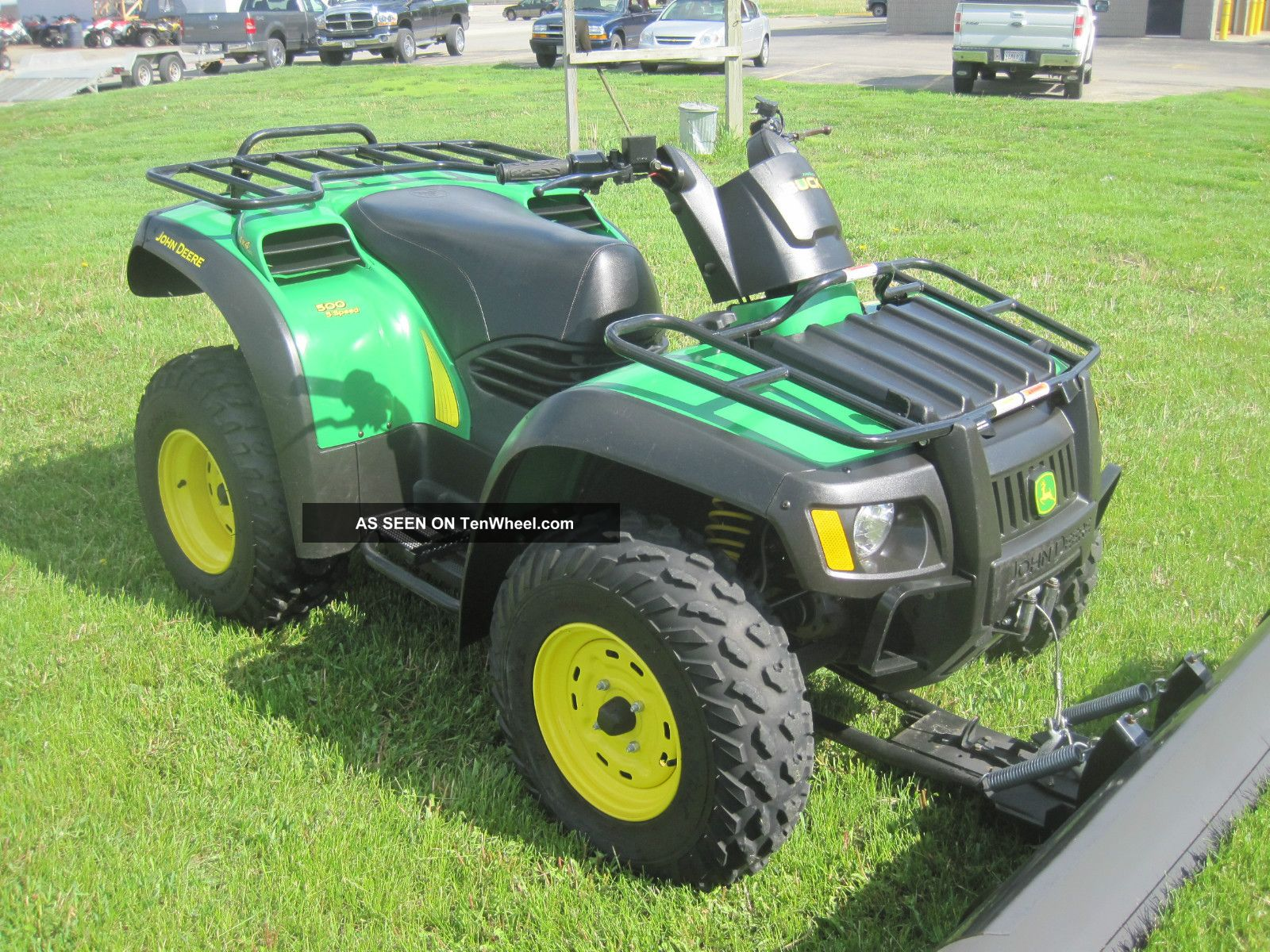 2005 John Deere Buck 500