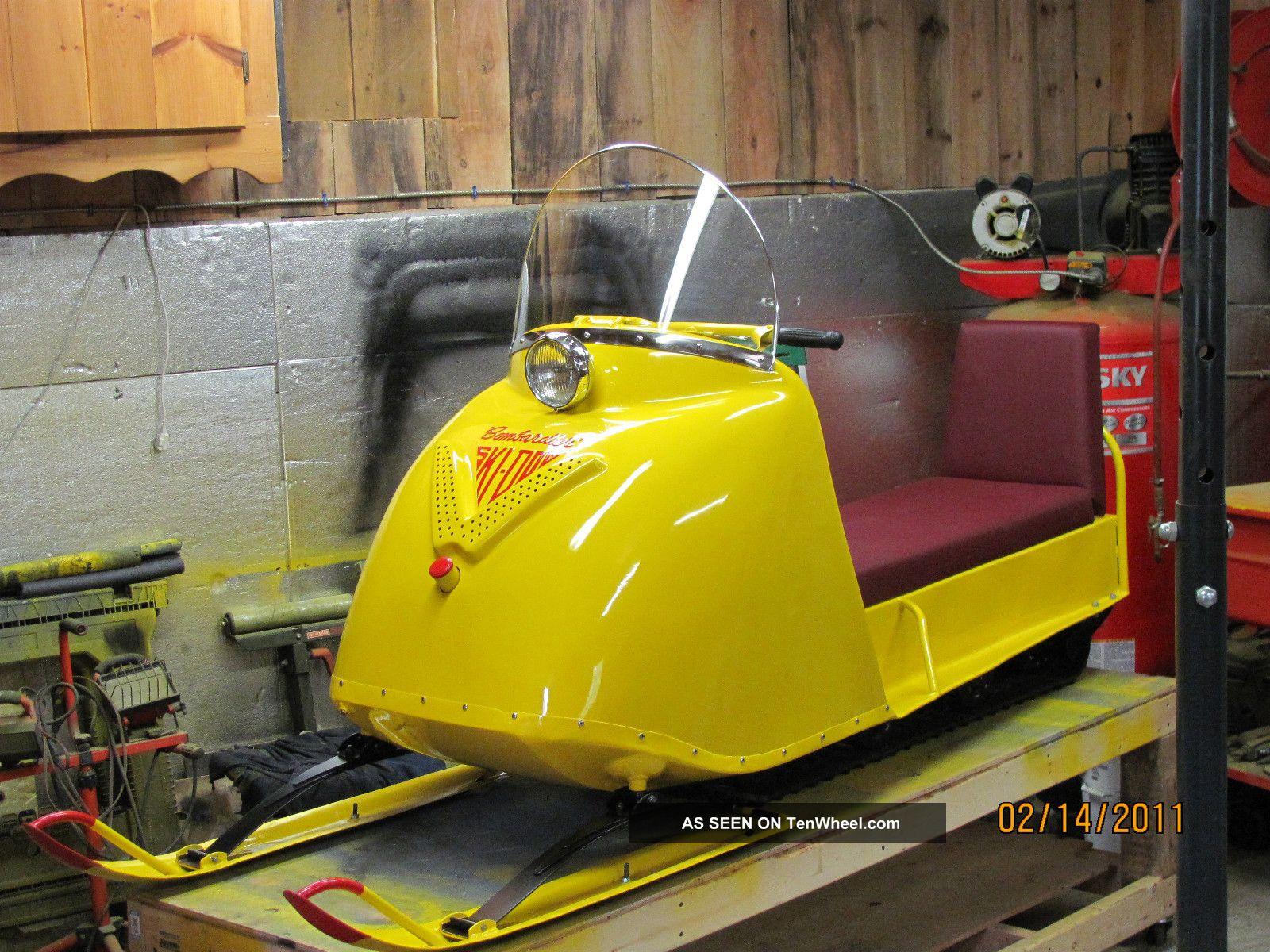 1965 Ski - Doo Ski-Doo photo