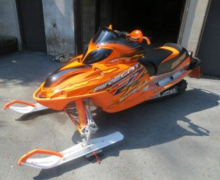 2005 Arctic Cat Firecat (f - 7) photo