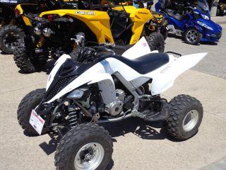 2013 Yamaha Raptor photo