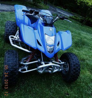 2003 Suzuki Ltz400 photo