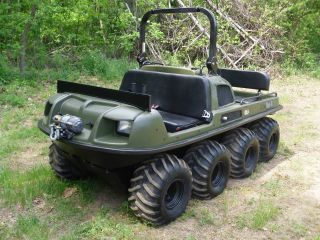 2009 Mudd - Ox 8x8 40 Hp Kohler Gas photo