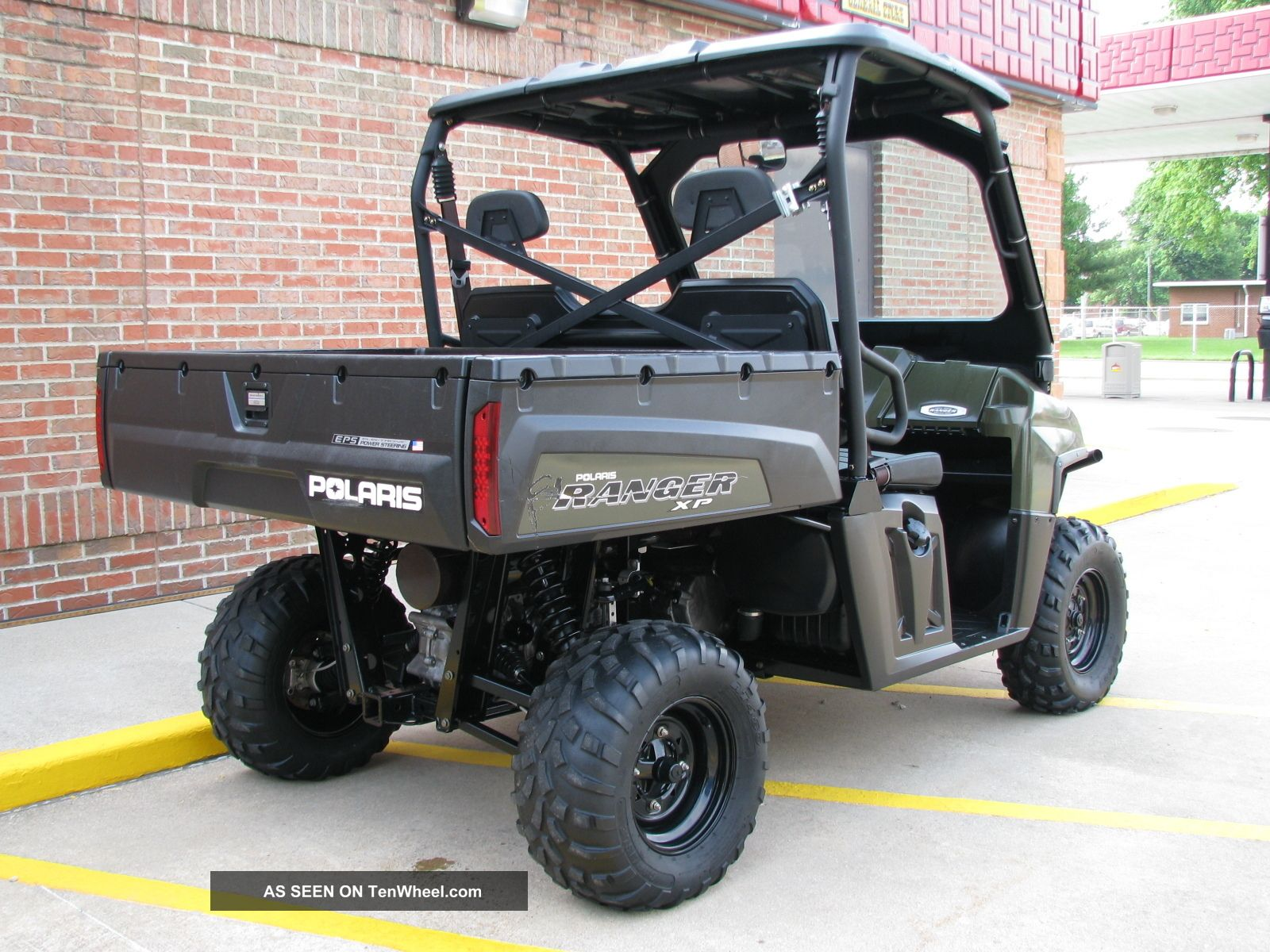 2011 Polaris Ranger Xp 800 W Eps