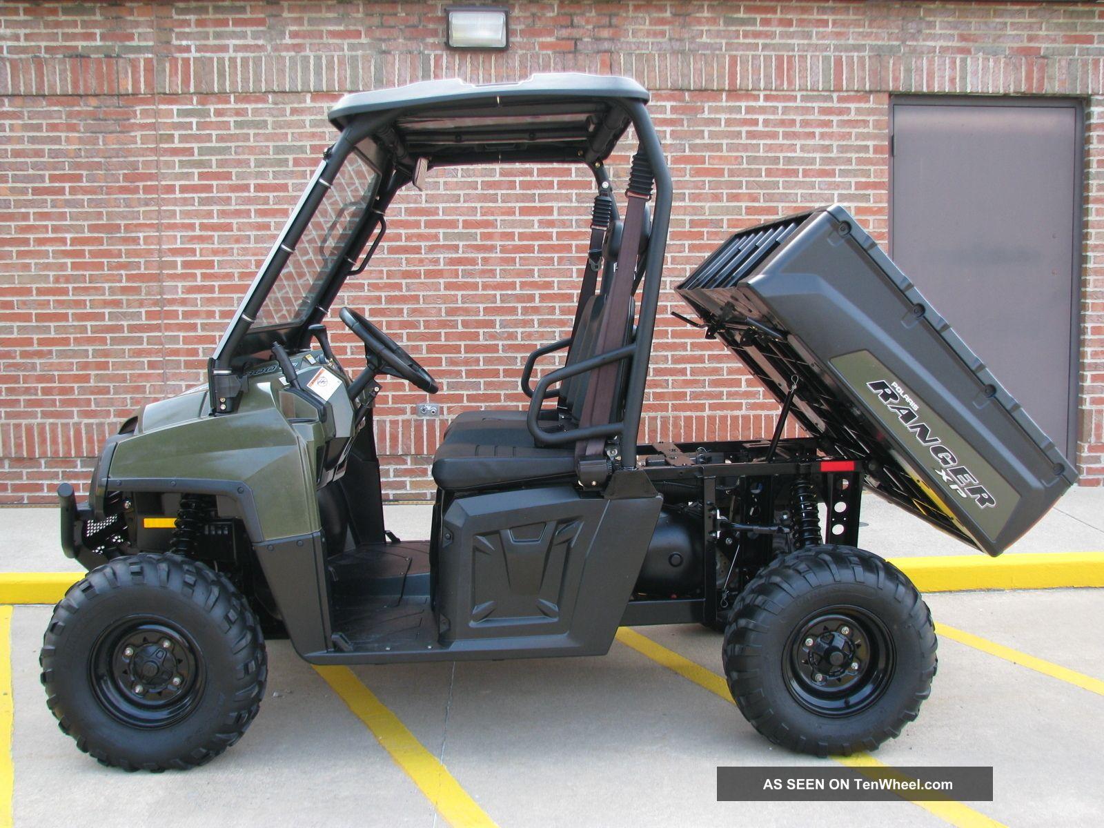 2011 Polaris Ranger Xp 800 W Eps