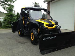 2012 Bombardier Commander X With Power Steering photo