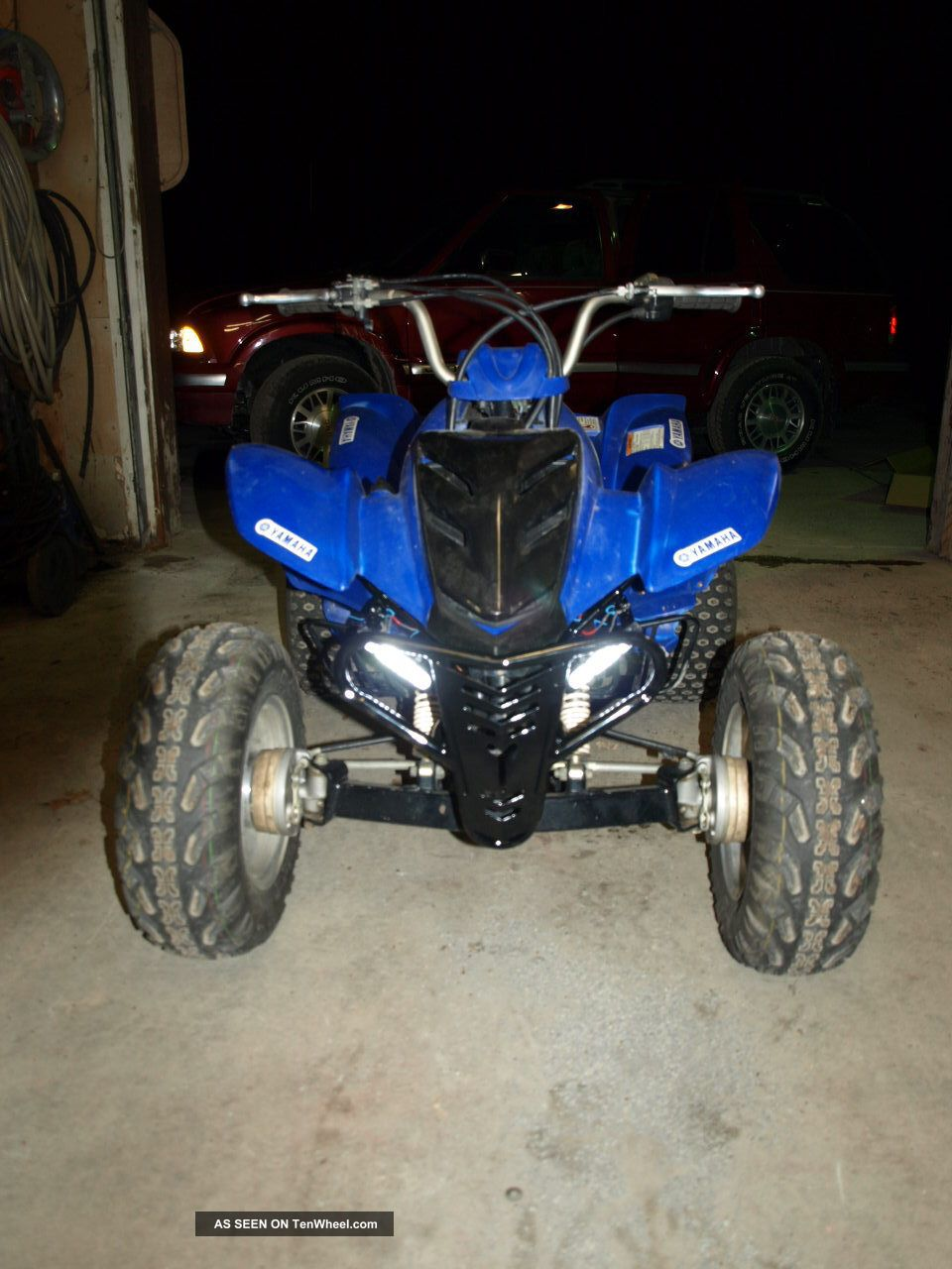 2002 Yamaha Raptor Yamaha photo