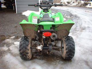 2008 Kawasaki Kfx50 photo