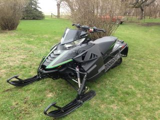2012 Arctic Cat F1100 Turbo Procross Sno Pro photo