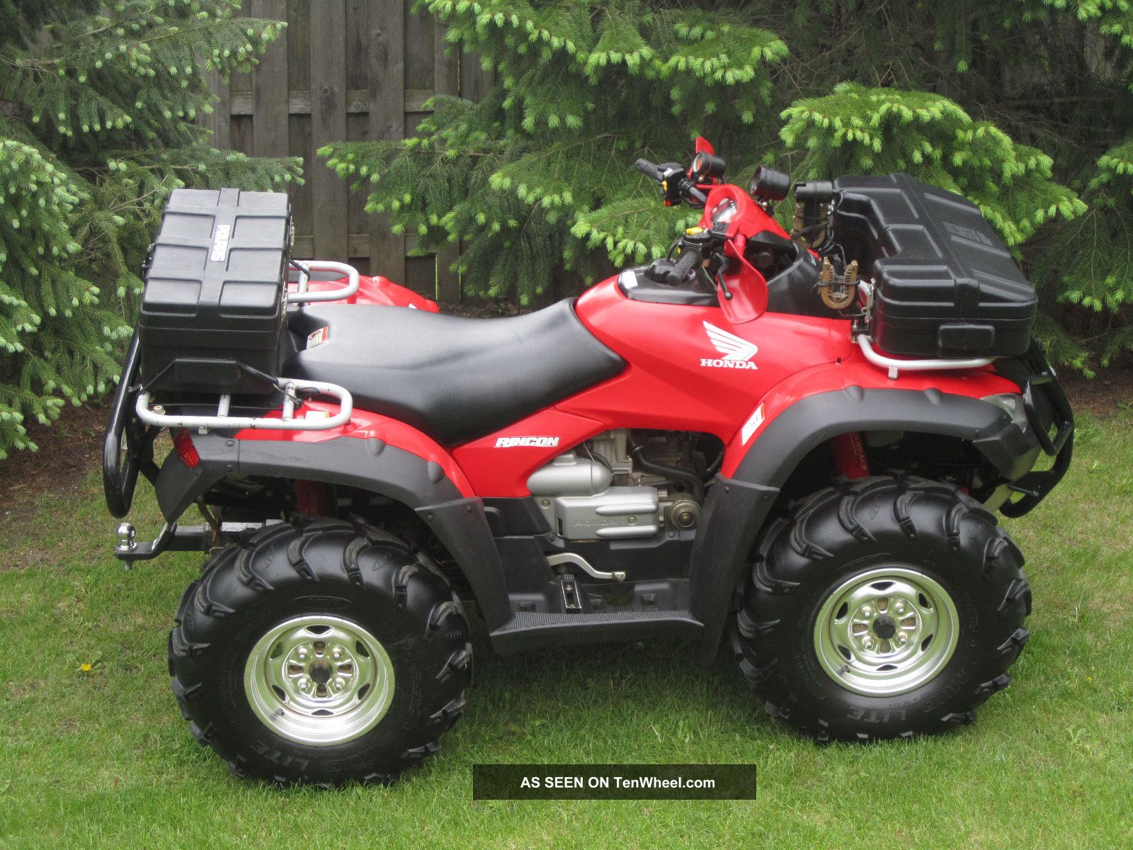 2003 Honda Rincon Honda photo