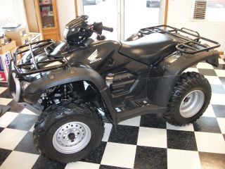 2009 Honda Foreman photo