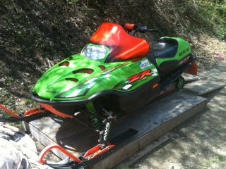 2001 Arctic Cat Zr 600 Efi photo