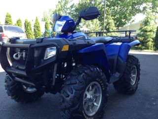 2007 Polaris Sportsman photo