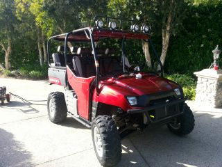 2006 Polaris Ranger Xp 4wd photo