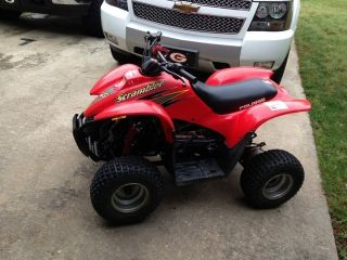 2001 Polaris Scrambler 50 photo