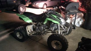2004 Arctic Cat Dvx400 photo