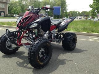 2009 Yamaha Raptor 700 photo