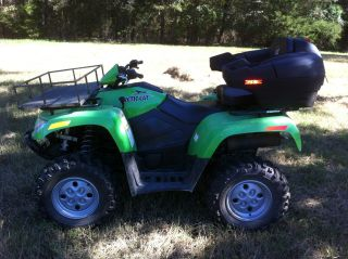 2009 Arctic Cat 550 H1 photo