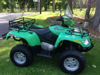 2008 Arctic Cat Arctic Cat 650 H1 4x4 photo