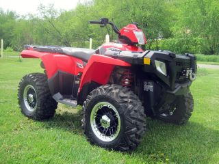 2006 Polaris Sportsman 500 photo