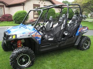 2013 Polaris Rzr Razor Ranger 4 Le photo