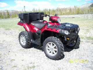 2011 Polaris 850 Sportsman Hp With Efi And Eps photo