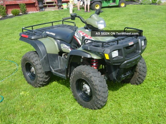 2003 Polaris Sportsman 700 Twin Polaris photo
