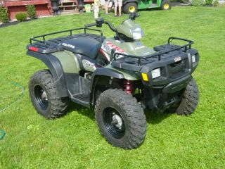 2003 Polaris Sportsman 700 Twin photo