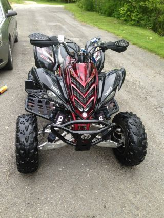 2009 Yamaha Raptor photo