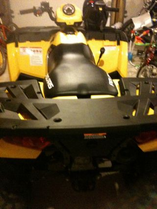 2012 Polaris Sportsman 800 4x4 Efi photo