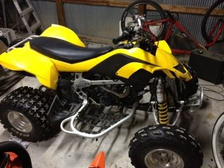 2008 Can Am Ds 450 photo