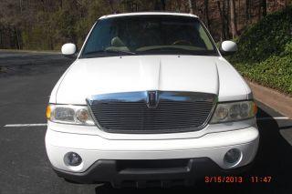 2001 Lincoln photo