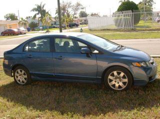 2011 Honda Civic Lx Sedan 4 - Door 1.  8l photo