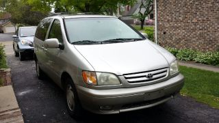 2002 Toyota Sienna Xle - - Fully Loaded - Automatic Doors photo