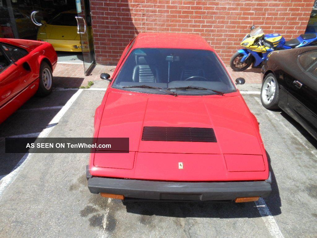 1975 Ferrari Dino 308 Gt4 2+2 308 photo