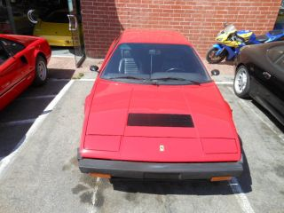 1975 Ferrari Dino 308 Gt4 2+2 photo