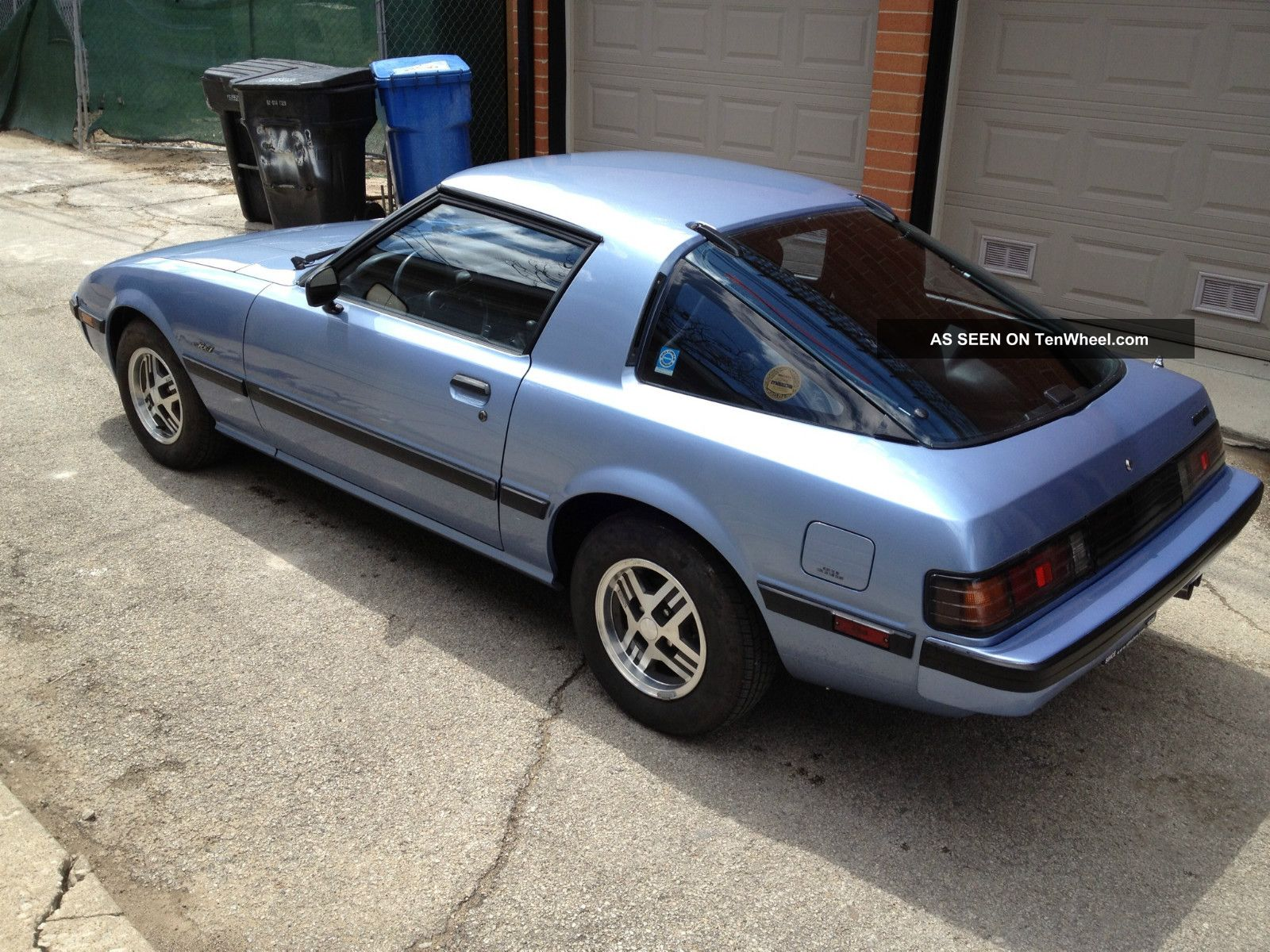 1983 Mazda Rx - 7 S Coupe 2 - Door 1.  1l RX-7 photo