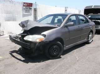 2003 Toyota Corolla, photo