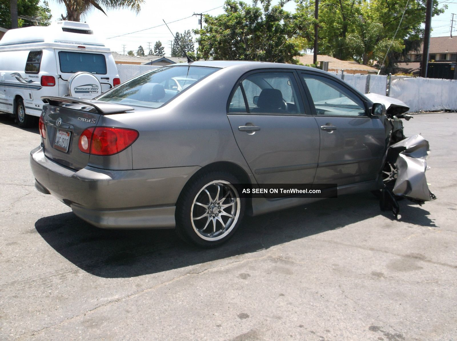 Toyota Corolla Lgw on 2002 Lincoln Ls V8 Exhaust