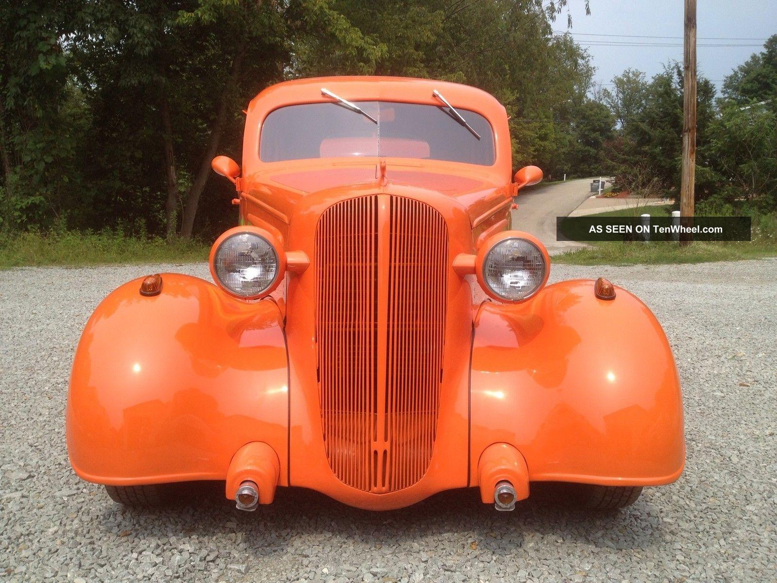 1936 Chevrolet 4 Door Street Rod