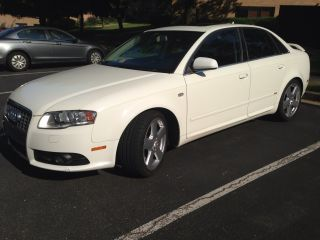 2006 Audi A4 Quattro S Line Package W / photo