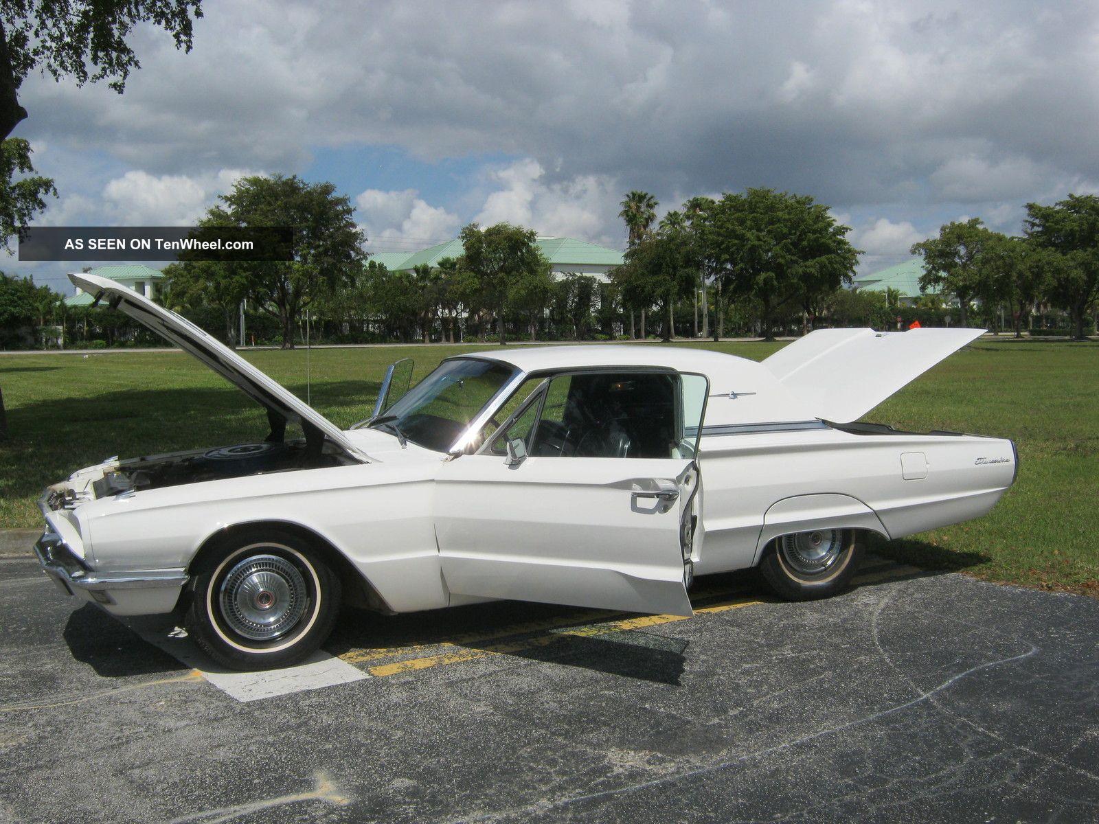 1966 T Bird 2 Door Coupe